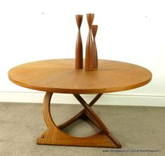 Teak Coffee Table by Søren Georg Jensen for Kubus - mid century