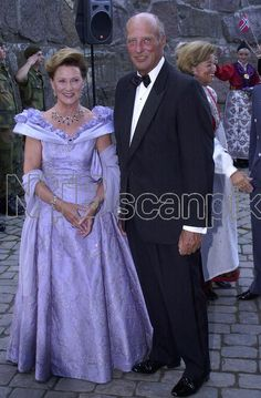 The King and Queen of Norway