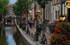 De Wallen, Amsterdam - The Most Popular European Streets  Best of Web Shrine