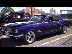 1965 Mustang Coupe Supercharged Restomod
