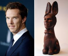 Just in Time for Easter: Benedict Cumberbunnies