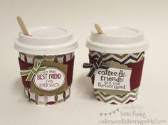 Mini Coffee Cups Www Natalietx Stampinup Cup Storage Jars