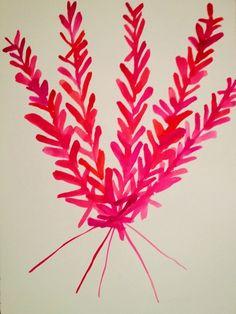 kate roebuck (via simple & pink… kate roebuck   Think Pink!)