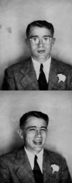 James Dean, age 18 (These photo booth pictures are so darn cute! Look at that smile! James Dean, Vintage Hollywood, Classic Hollywood, Hollywood Stars, Vintage Photo Booths, Photos Booth, Indiana, Interesting History, Cinema
