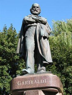 Giuseppe Garibaldi--Chicago