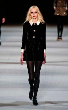 Saint Laurent - Fall/Winter 2014-2015 Paris Fashion Week