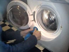 how to repair washer leaking water from soap disp, maytag front load - YouTube Laundry Closet, Washer, Soap, Youtube, Diy, Bricolage, Linen Cupboard, Washers, Soaps