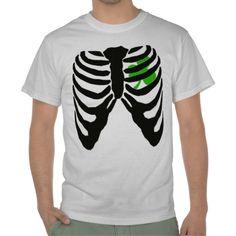 Shamrock Ribs T-shirt