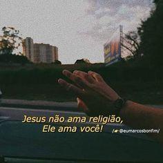 Jesus Is Life, Jesus Loves You, God Jesus, Jesus Christ, Love Phrases, Love Words, Gods Not Dead, Jesus Freak, Quote Aesthetic