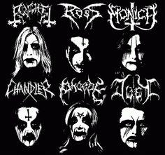 Friends Death Metal Version.
