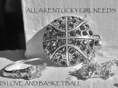 All A Kentucky Girl Needs Is Love and Basketball (**)