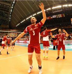 Post-Match - Poland-Venezuela - Men's World Olympic Qualification Tournament - Japan