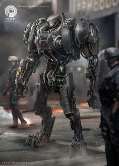 Robocop Cain
