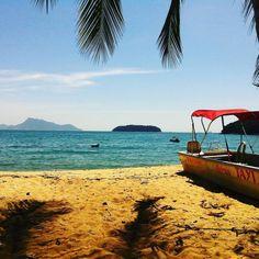 Praia de Palmas - Ilha Grande - Angra dos Reis / RJ