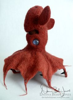 Vampire Squid by FamiliarOddlings on DeviantArt