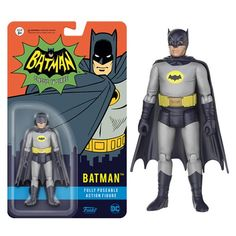 (affiliate link) Batman Adam West 1966 Action Figure