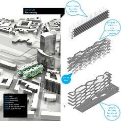 Re-Housing - Massimiliano Giberti Architecture