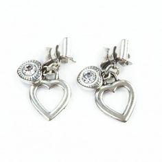 The UK's largest online stockist of the latest Bibi Bijoux Jewellery. Bow Earrings, Wedding Earrings, Confident Woman, Jewelry Branding, Swarovski Crystals, Wedding Day, Valentines, Jewellery, Stone