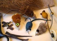 Deer Hair Mouse | Fly Tying patterns | Fly dreamers