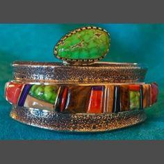 Carico Lake Turquoise Bracelet Wes Willie