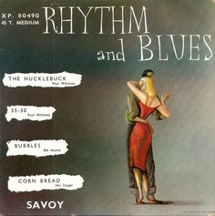 LPCover Lover   BluesRhythm and Blues  Savoy Records (France)  with Paul Williams, Bill Moore and Hal Singer