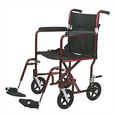 MDS808200AB  Aluminum Transport Chair with 8 WheelsBlue <3 Click the image for detailed description http://www.amazon.com/gp/product/B002NWS2BW/?tag=buyamazon04b-20&p7h=260217194622