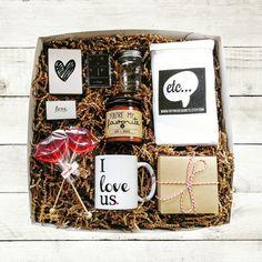Valentine Gift Set Valentine Gift Box Valentine Gift for Boyfriend Gift for Girlfriend