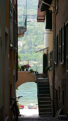 Isola Dei Pescatori, Lake Maggiore, Piedmont, Italy