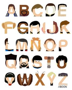 Star Trek Alphabet by Mike Boon; This should be in every baby's nursery!