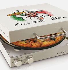 Pizza Boz Oven