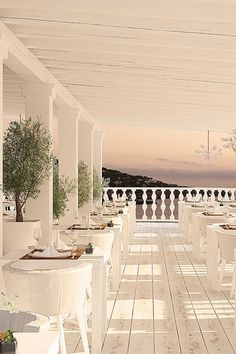 Cotton Beach Club, Ibiza sunset restaurant - White Ibiza