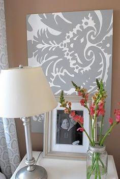 Art how to                   http://shabbynest.blogspot.com/2010/03/how-to-make-your-own-pretty-art.html
