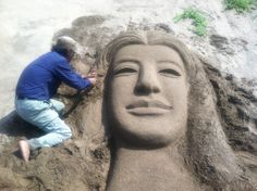 2012 #wedding trend: Sand art for beach weddings!