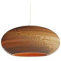 Graypants Disc Pendant Lampshade 16 Inch