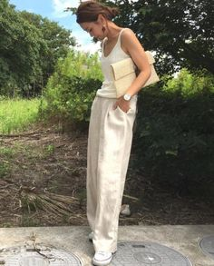 Best Ways To Style Your Outfits - Fashion Trends Fashion Images, Look Fashion, Fashion Pants, Daily Fashion, Fashion Beauty, Fashion Outfits, Womens Fashion, Fashion Trends, 90s Fashion