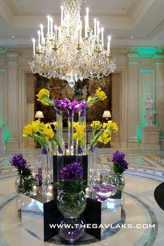 George V Paris flowers