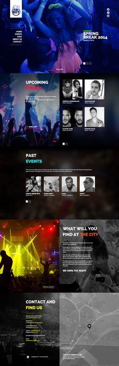 #webdesign #web #website http://thecitycancun.com/ The City | Cancun's Nightlife Authority since 2004 We are the largest nightclub in Latin America, we host the best concerts and shows in Cancun, that's why we're the favorite spot for Partyholics! By @elallxs Grupo Mandala