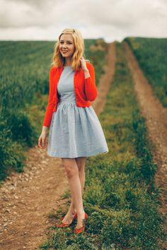 I spotted this outstanding outfit on the ModCloth Style Gallery. You can view, love, and share your own fashionable photos with the ModCloth community, too! Fashion Moda, Work Fashion, Womens Fashion, Emo Fashion, Fashion Photo, Retro Mode, Mode Vintage, Cool Outfits, Summer Outfits
