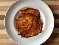 These sweet potato pancakes are the perfect healthy treat for a fuelling breakfast or mid morning brunch and, are a great alternative to ordinary breakfast pancakes.