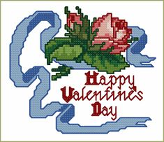 Free Valentine's Day embroidery designs in Art, Pes, Hus, Pcs, Jef, Xxx, Dst, Exp, Shv, Vip, Sew formats.  http://www.abc-free-machine-embroidery-designs.com/try/Happy_Valentines.html#