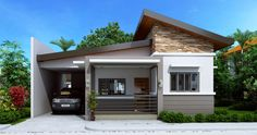 Minecraft small house blueprints designs best modern one intended for plans . Bungalow Floor Plans, Small House Floor Plans, Modern House Plans, Modern Houses, Two Story House Design, Modern Small House Design, Bungalow Haus Design, Modern Bungalow House, Minecraft Small House