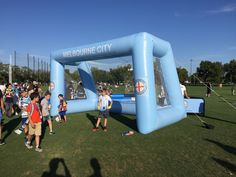 Melbourne City FC A-LEAGUE City Square fan zone