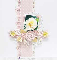 Beautiful *prima marketing DT* - Scrapbook.com