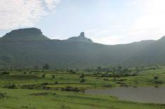 Trekking Forts : Dhodap Fort Trek Rainy Season, Forts, Rainy Days, Trekking, Monument Valley, To Go, Mountains, Travel, Viajes