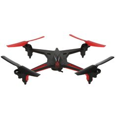 XK Alien X250A 2.0MP Camera 5.8G FPV 2.4G 4CH 6-Axis Gyro RC Quadcopter with Headless Mode One Key Return Function
