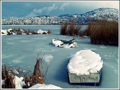 χιονισμενη καστορια - Αναζήτηση Google Be Glorified, Winter Photography, Winter Scenes, Worship, Greece, Photo Galleries, City, Gallery, Places