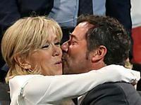 L'entourage people de Brigitte Macron