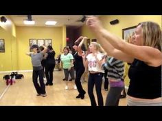 its a great workout, but theirs some great dance moves as well, plus i love this song Zumba Magalenha  by Sergio Mendez