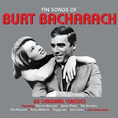 Songs Of Burt Bacharach - Songs Of Burt Bacharach, Black