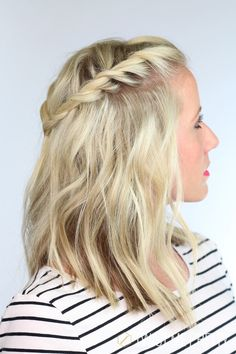 Twisted Reign Hairstyle